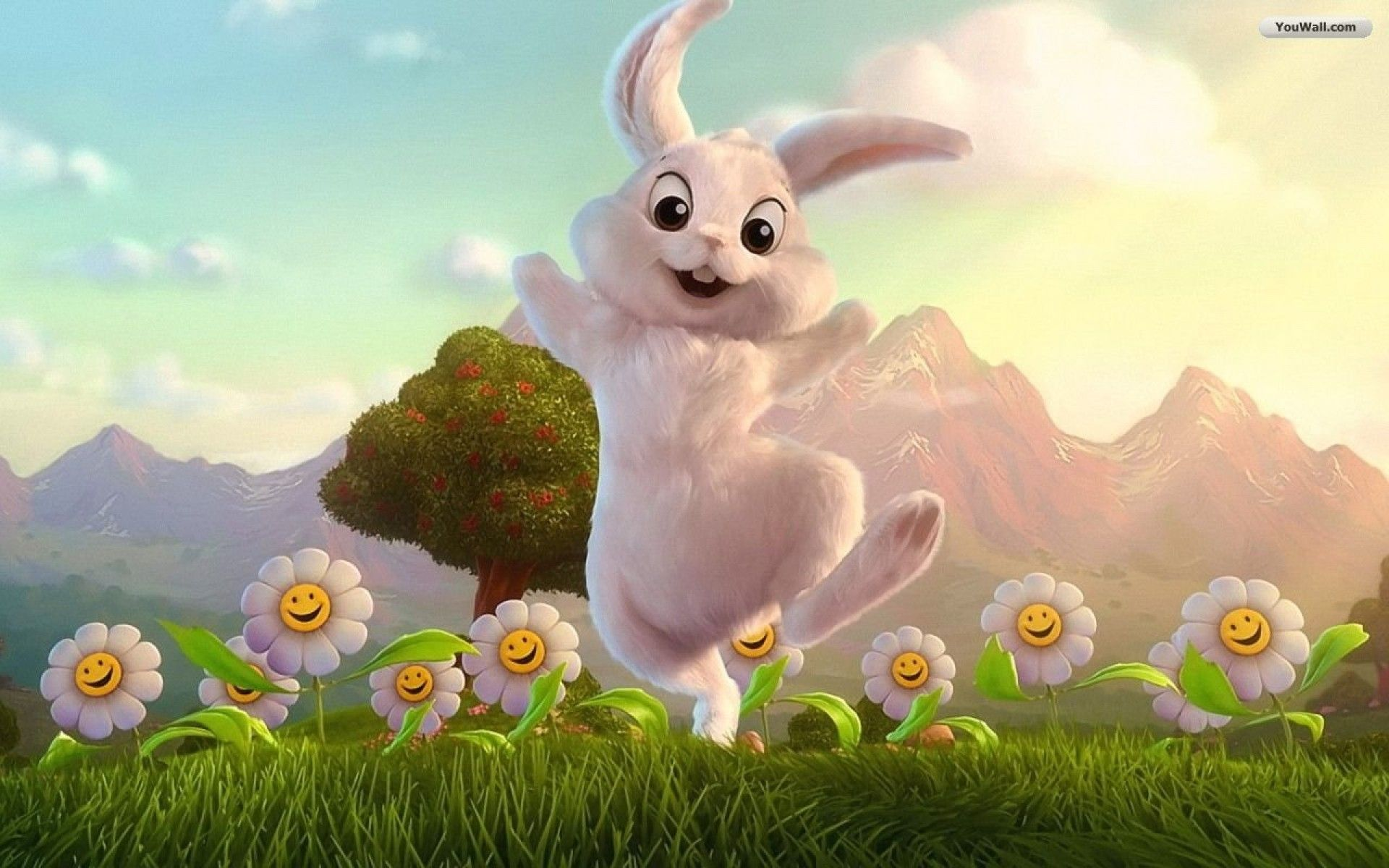 1000 Images About Easter Wallpaper On Pinterest: Does Your Kid Believe In The Easter Bunny? A Blog About