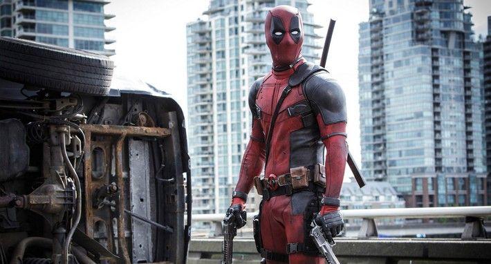 Deadpool recauda 135 MDD en su primer fin de semana.