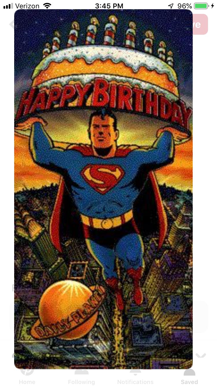 Uncle Jesse Happy Birthday Meme