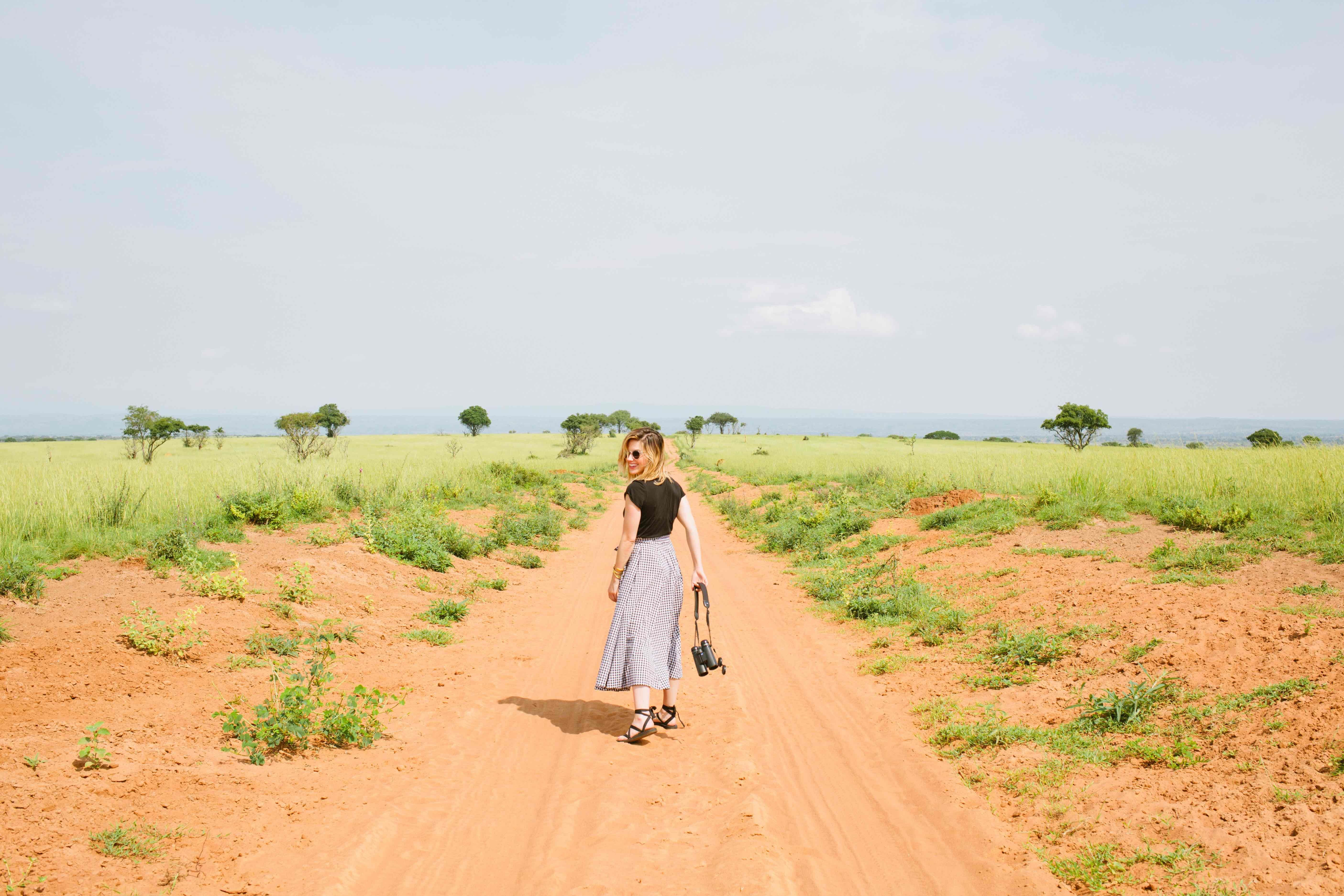 Black ribbon sandals - Sophia Bush And Sseko Designs In Uganda Featuring The Black Ribbon Sandals Ssekostyle