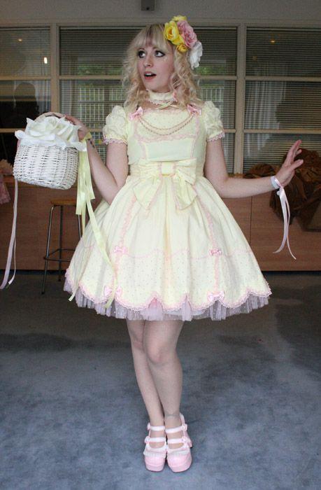 japanese fashion   Tumblr   Japanese Style-Lolita ...