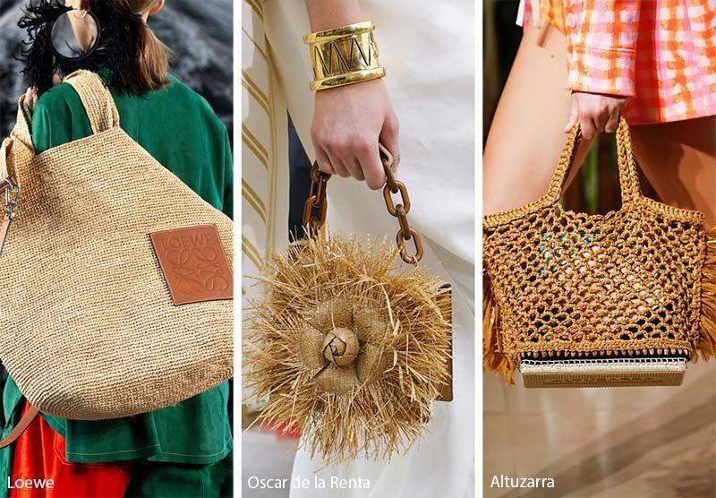 bf0ef57bfd423a Spring/ Summer 2019 Handbag Trends | SS19 | Summer bags, Spring ...
