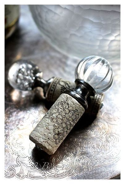 How To Make Beautiful Bottle Stoppers From Wine Corks And