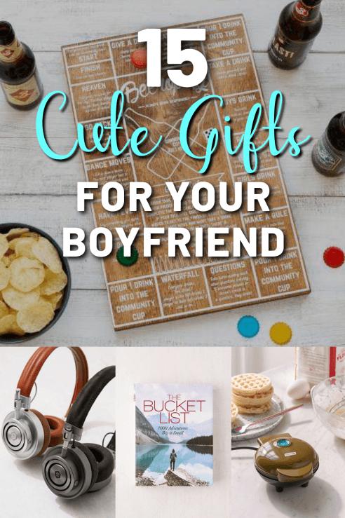 15 Cute Christmas Gift Ideas For Your Boyfriend Birthday