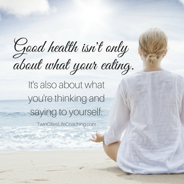 Are you interested in improving your health? Do you want to have more energy throughout the day? Would you like to learn to quiet the negative messages in your head?  Watching what you eat is only one (tiny) part of the equation. Call today to schedule your FREE 30-minute discovery session to see how YOU can finally achieve the health and happiness you deserve!