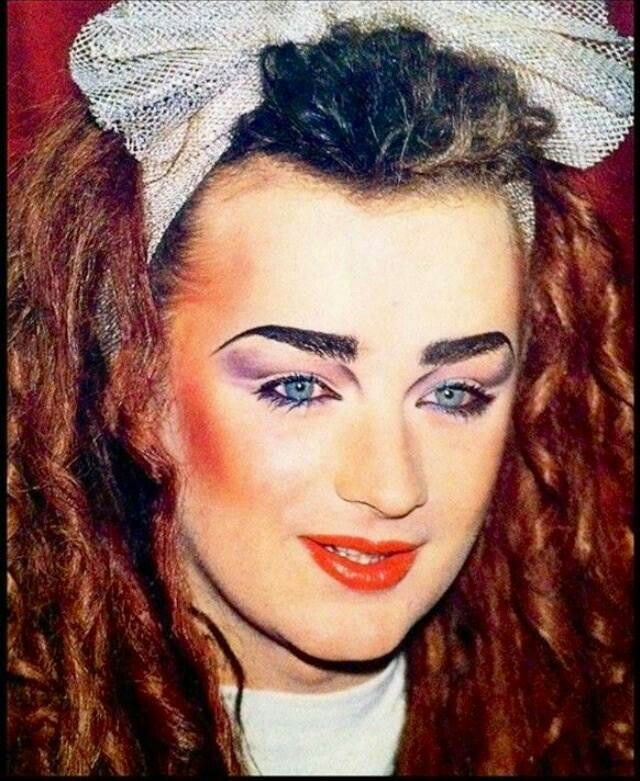Pin By Jennifer George On Boys Rooms: BOY GEORGE In 2019