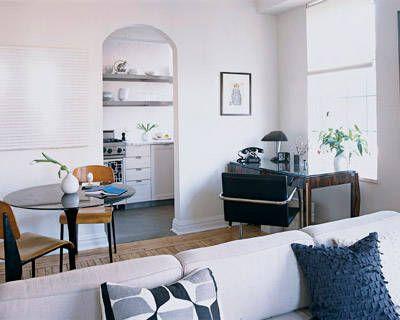 Design Solutions for Studio Apartments | Studio apartment, Elle ...