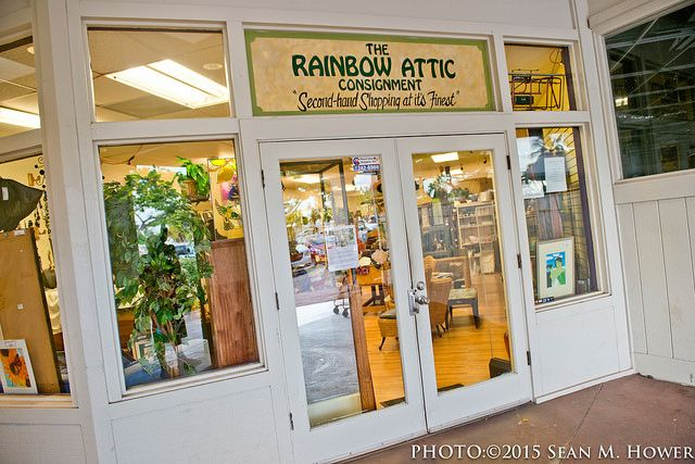 Best Of Maui 2015 Best Consignment Store On Maui Rainbow Attic Maui Consignment Stores Best