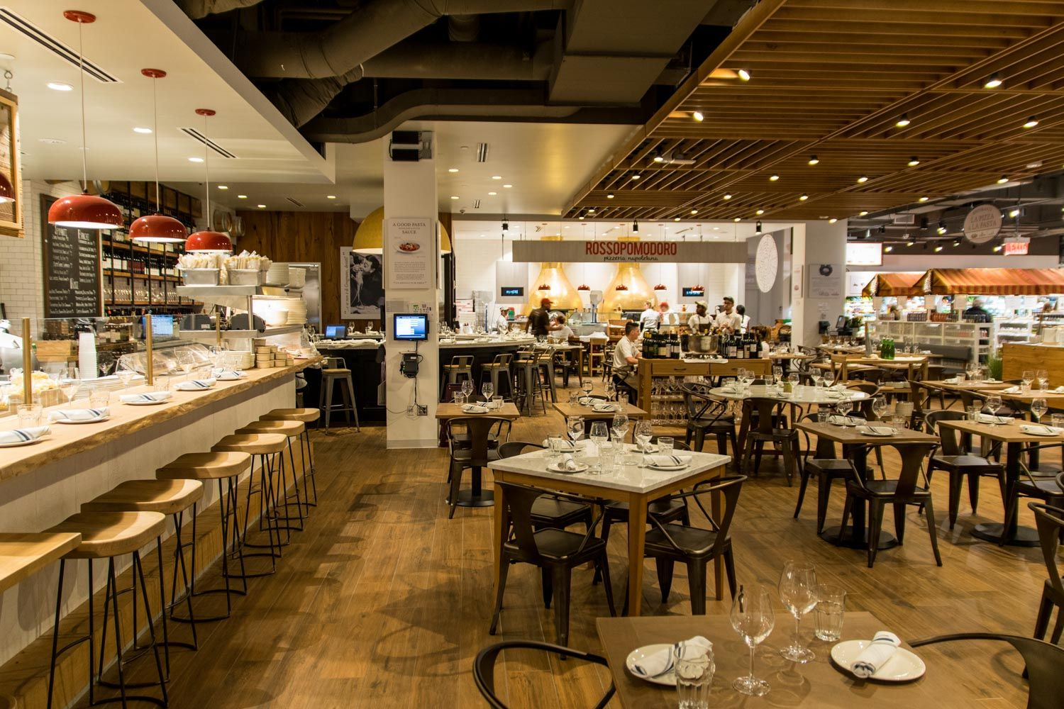 Image result for eataly | Food Hall / Market | Pinterest | Hall