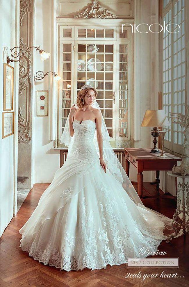 Abiti da sposa colet jolies