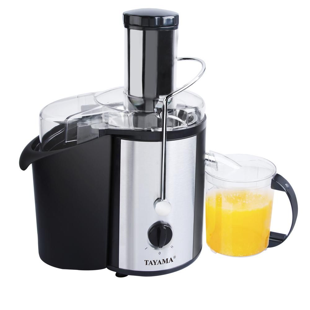 Tayama 34 Fl Oz Stainless Steel Centrifugal Juicer Tj