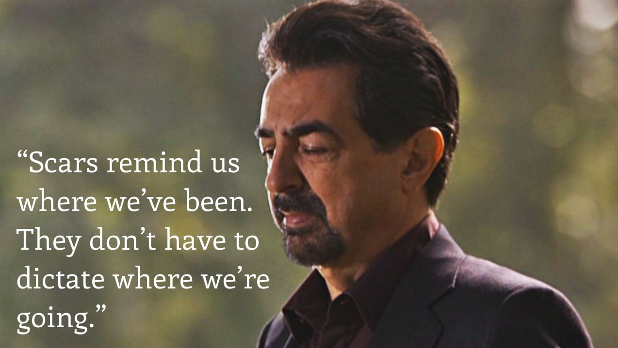 Quotes From Criminal Minds Unique Criminal Minds Quotes The Longest Day  Day 24Favorite Character . Design Decoration