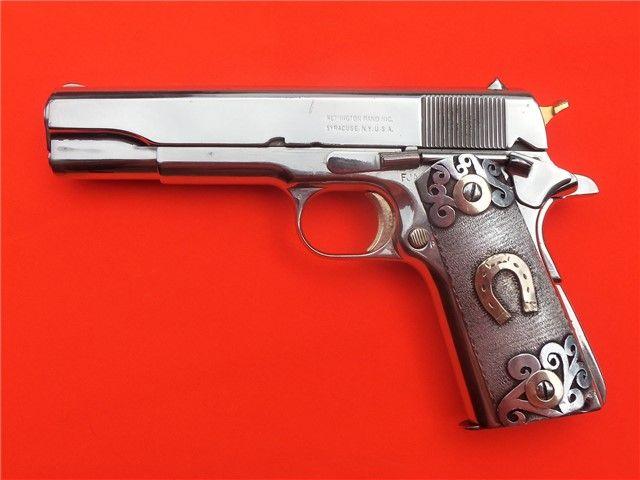 Pin by RAE Industries on remington 1911 | Hand guns, Guns, Weapons