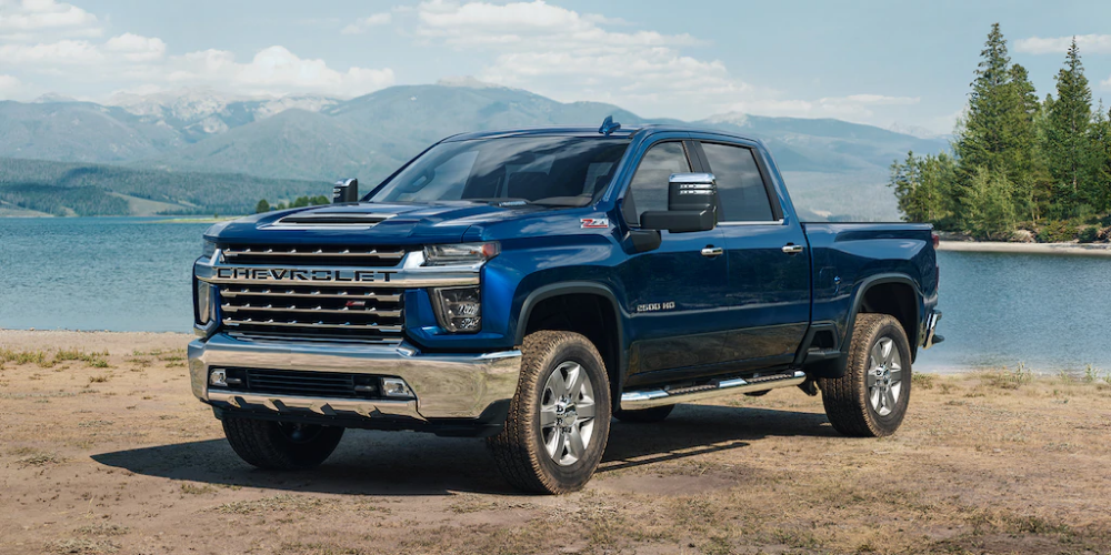 All New 2020 Silverado Hd Truck Is Available At Chevrolet Of Santa