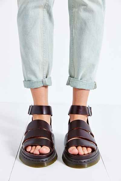 Dr. Martens Clarissa Chunky Strap Sandal Urban Outfitters