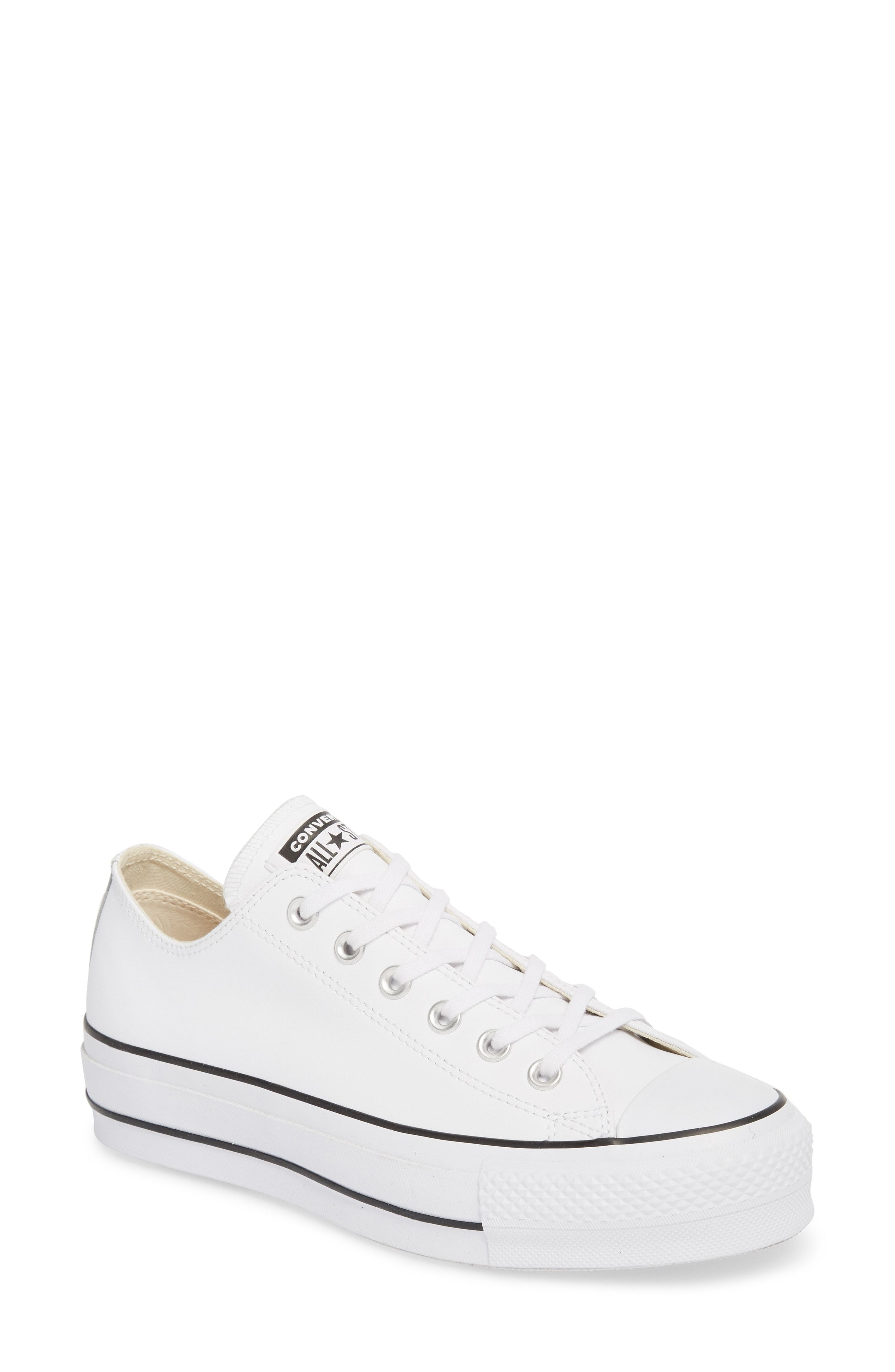 dfb531be1dfe Converse Chuck Taylor® All Star® Platform Sneaker (Women)