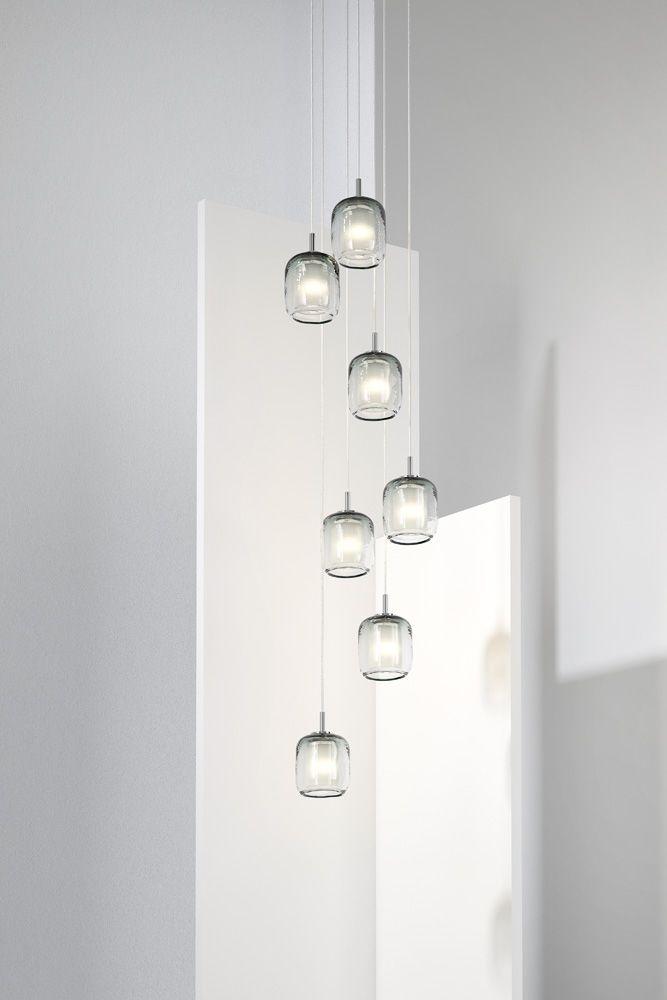 Mini trufa handblown glass pendant lamp chandelier lighting mini trufa handblown glass pendant lamp chandelier lighting design by davidpompa handmade in aloadofball Gallery