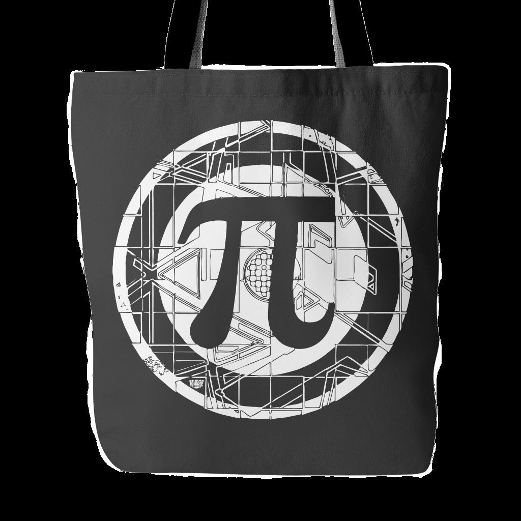 Pi day pi symbol tote bag pb pi pinterest pi symbol symbols pi symbol tote bag for math teachers math nerds geeks and math lovers of all ages our tote bag measures x order some mudgeware today biocorpaavc Image collections