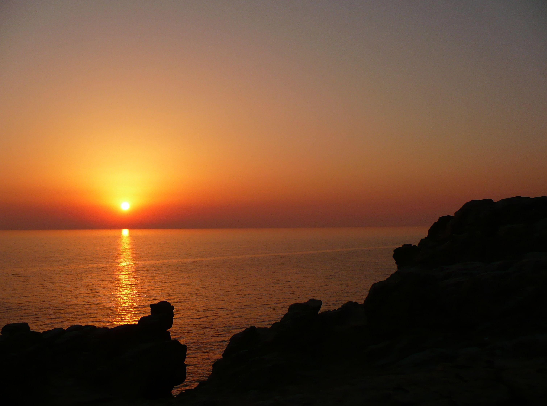 Piombino - Sunset - Buca delle fate