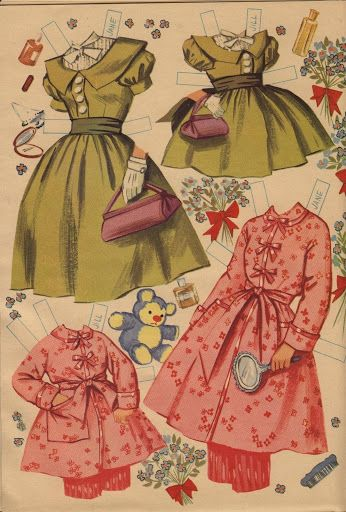 Classie Six Sisters Six And Sweet SixTeen Paper Dolls.This From zuzax10 - MaryAnn - Picasa-Webalben