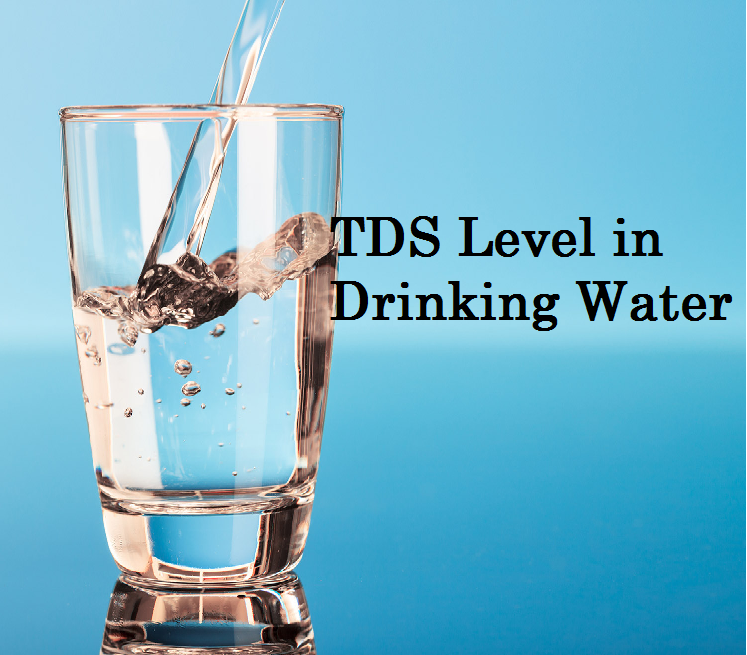 Find Minimum Acceptable Tds Level For Drinking Water According To
