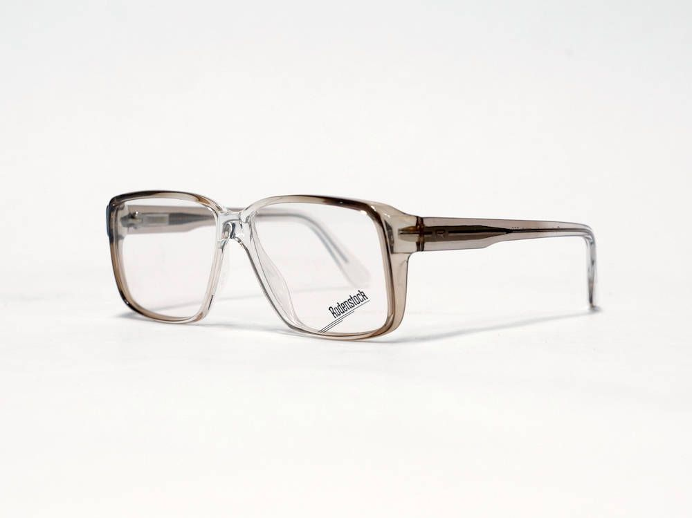RODENSTOCK vintage eyeglasses, mens eyeglass frame, 80s eyewear ...