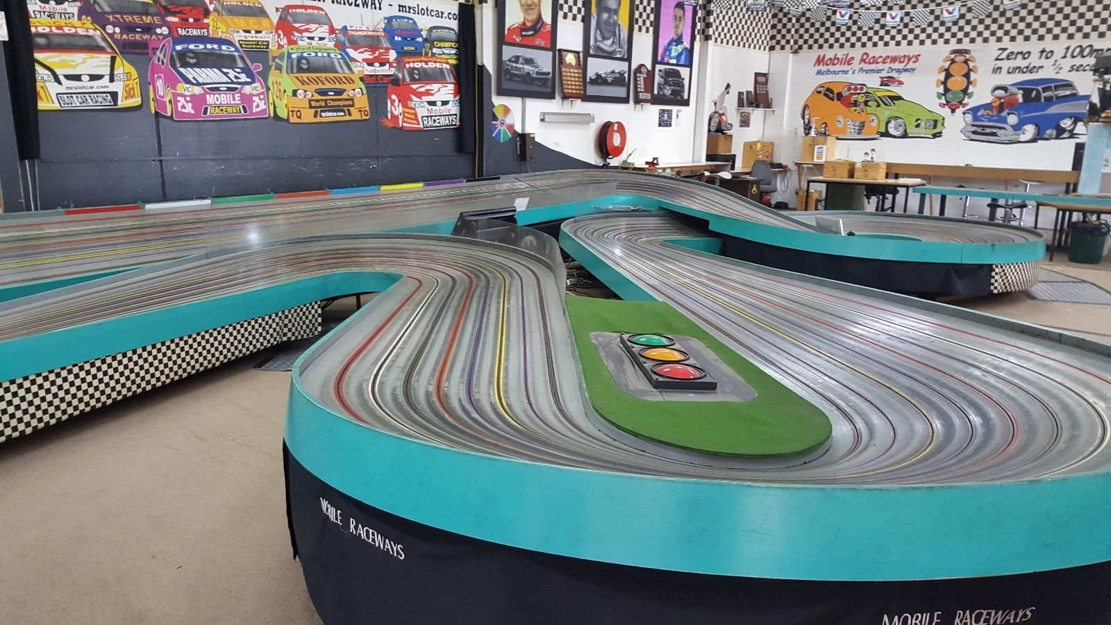 Apr 27, - This design was originated in the 's by American Raceways, the premier track manufacturer of that era.