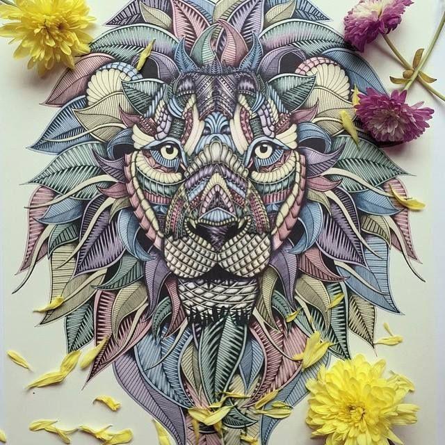 faye halliday art   Mandalas pintadas en piedras, Arte de ...