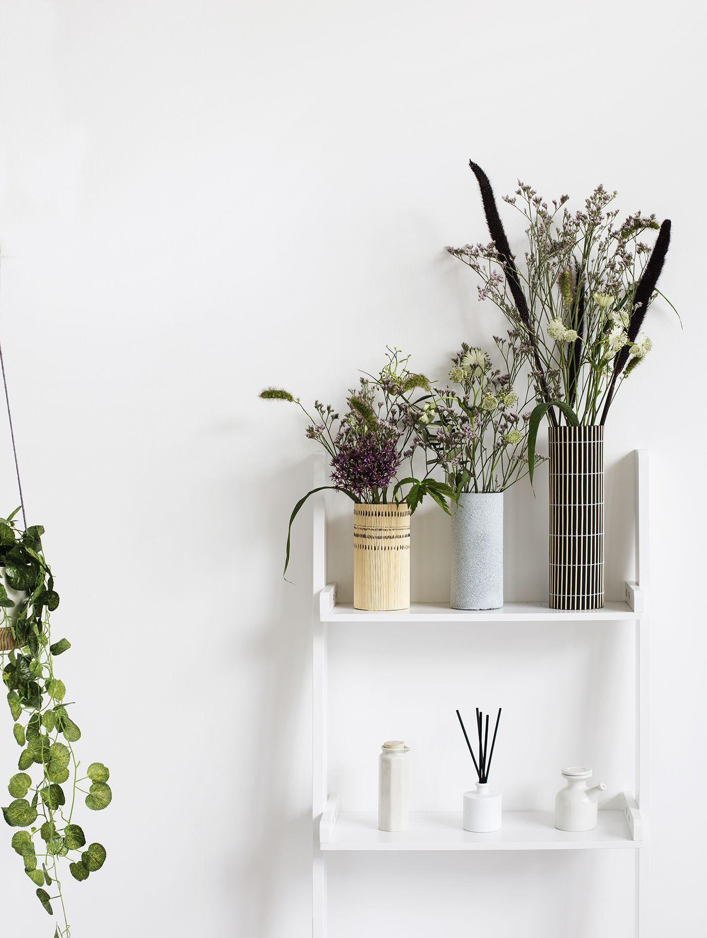 Fall boho decor woven grass vases dried flowers boho decor diy decorative vases with shurgard reviewsmspy