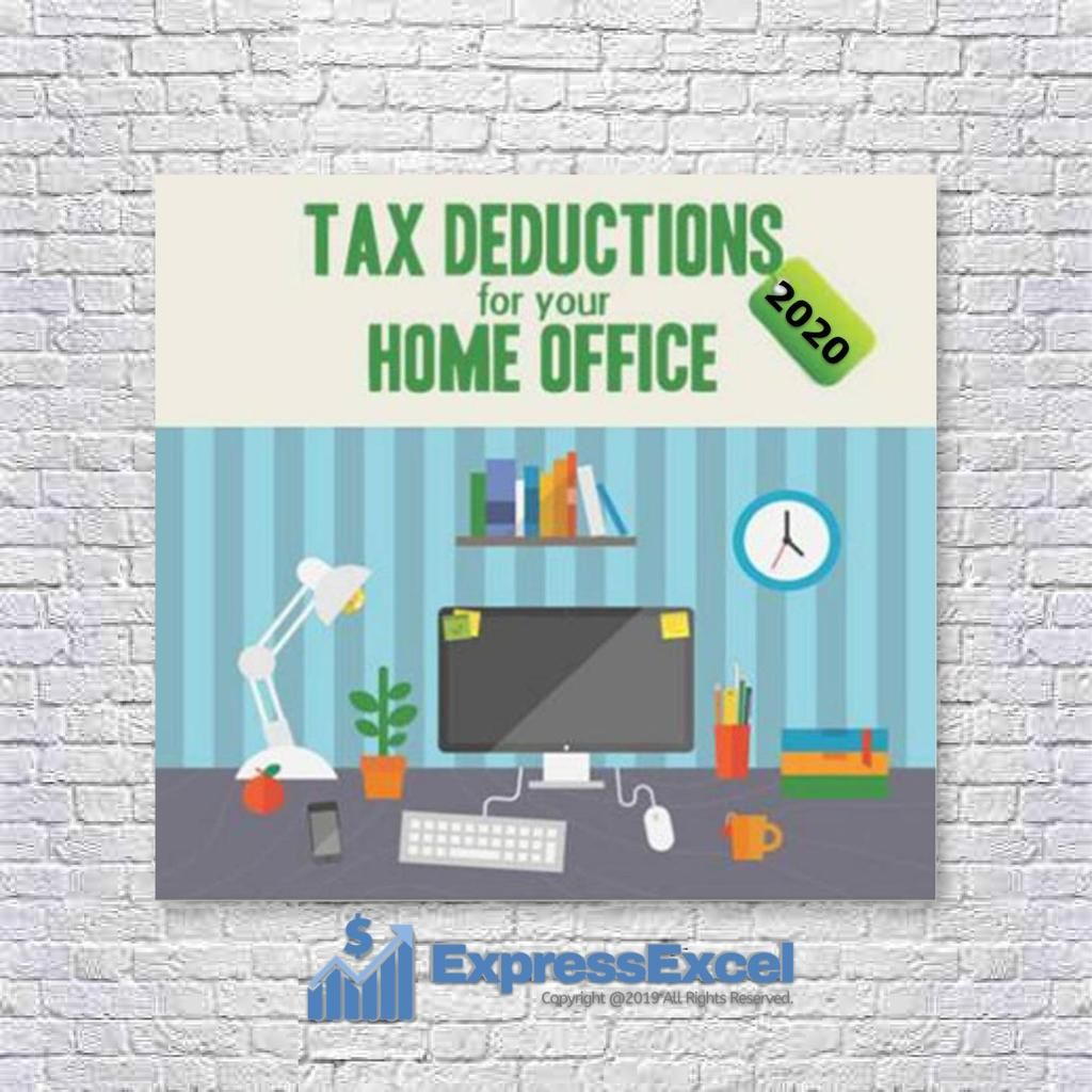 Home Office Tax Deductions Calculator 2020