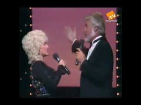 Dolly Parton and Kenny Rogers - Kemper Arena mid 80's and ...