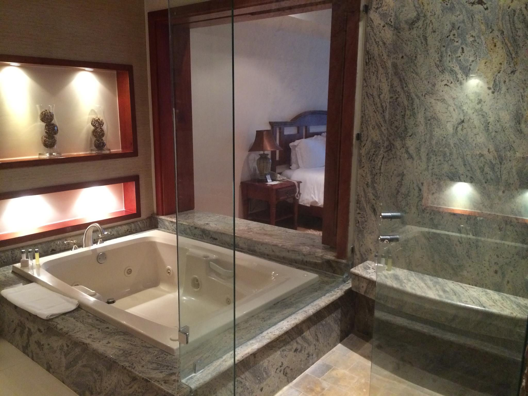 Walk-in Shower and low profile tub. | Bath Updates | Pinterest ...