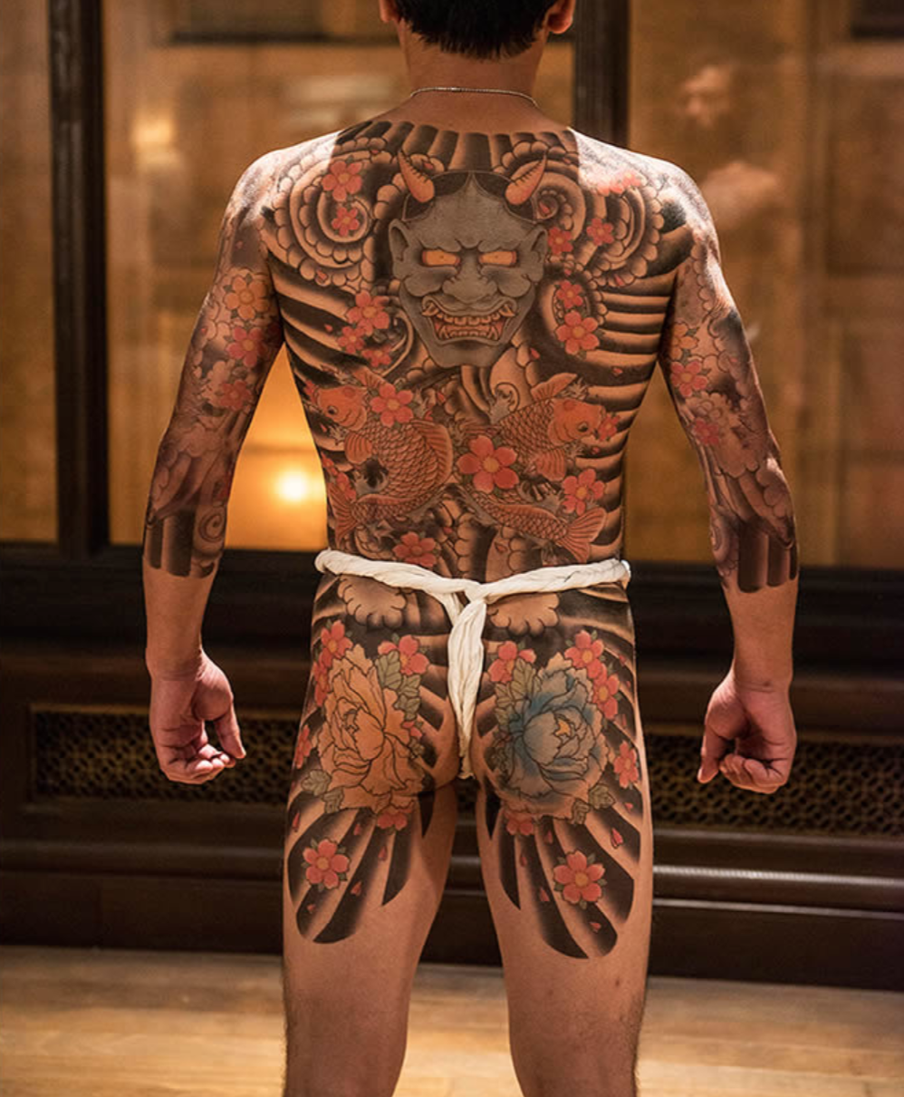 16 Fascinating Yakuza Tattoos and Their Hidden Symbolic