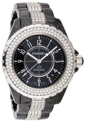 Chanel J12 Automatic Diamond Watch