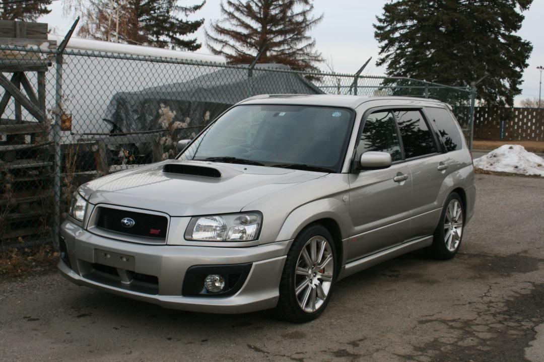 For Sale 2004 Subaru Forester Sg9 Sti 6 Speed Seller Jdmtunersinc Com In 2020 Subaru Forester Subaru Subaru Forester Xt