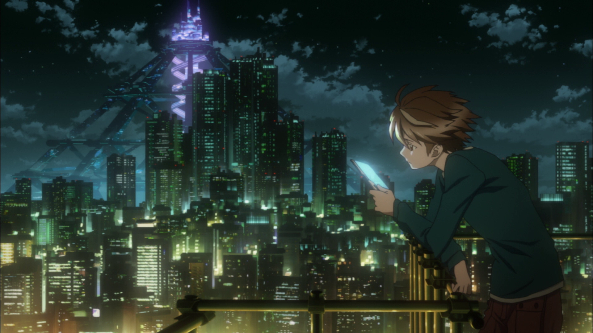 The Power of the Kings A review of Guilty Crown (part one