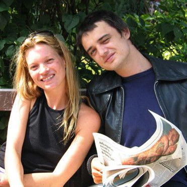 pete doherty and kate moss - Google Search