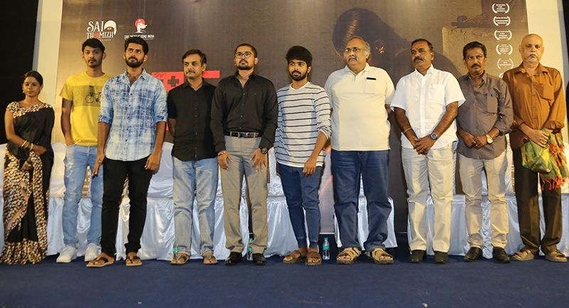 GV Prakash At Aneethi Short Film Screening