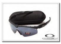 0b3ce1155d cheap fake Oakley m frame sunglasses matte black   artesian blue ...