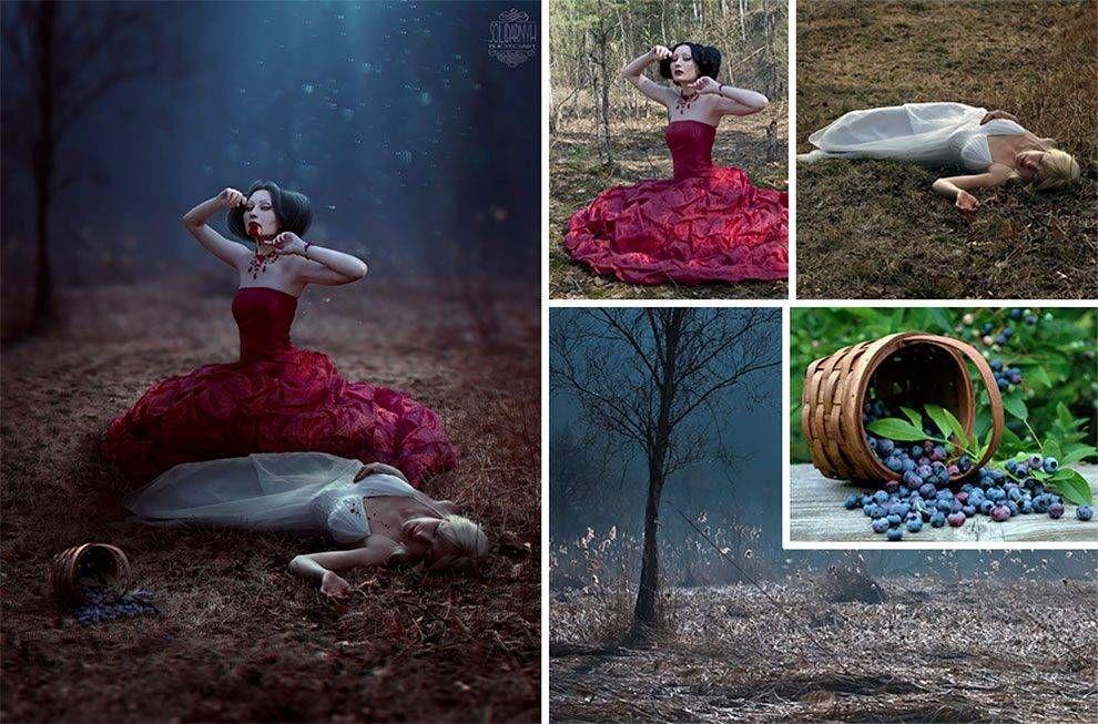 спасское как создавать красивые и необычные фото примеры выполненный