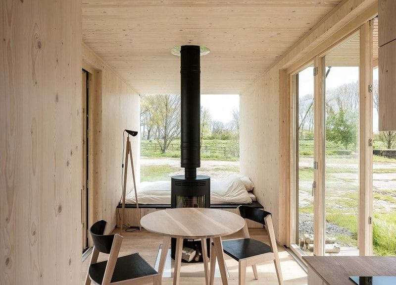 Kitchen Design Ideas Inspiration Pictures Page 51 Of 100 In 2020 Tiny Modular Homes Pre Fab Tiny House Prefab Homes