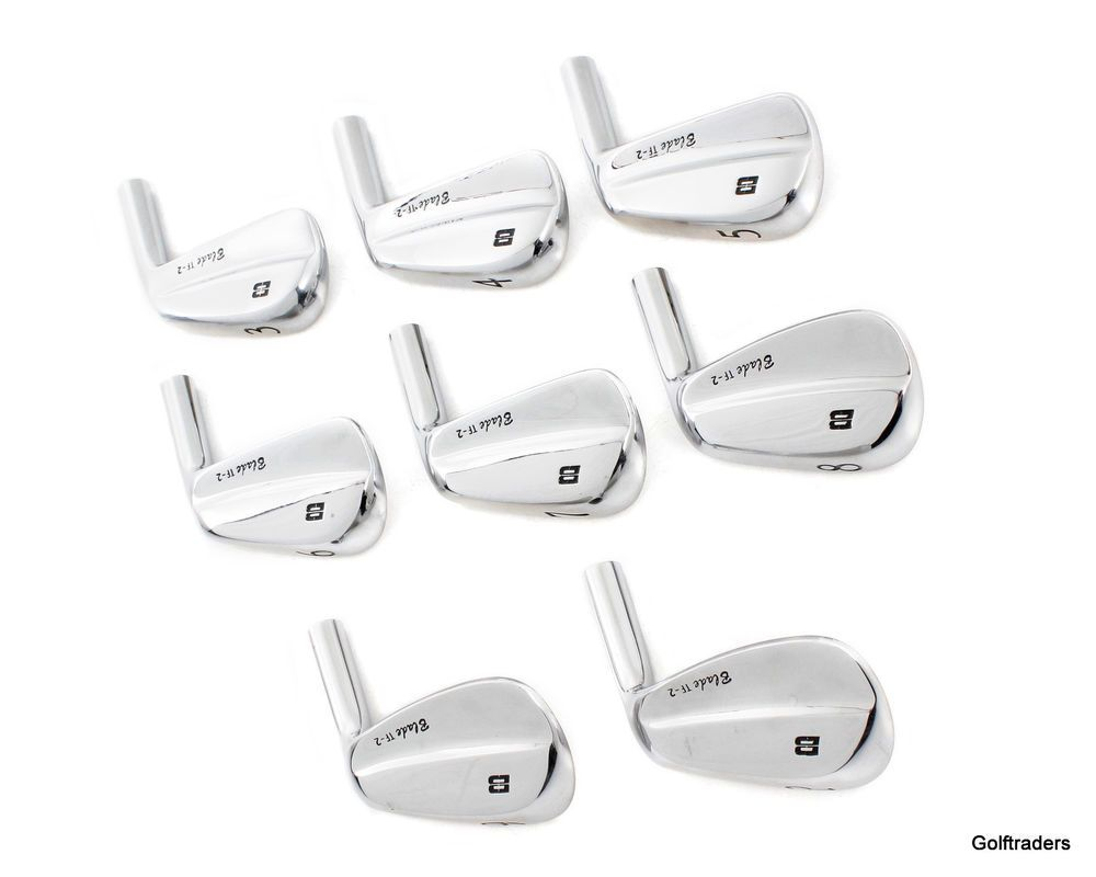 Miura Mb101 Forged Blade Iron Set 4 Pw Built With Dg Tour Issue X100 Shafts Ebay Ironing Set Forging Iron