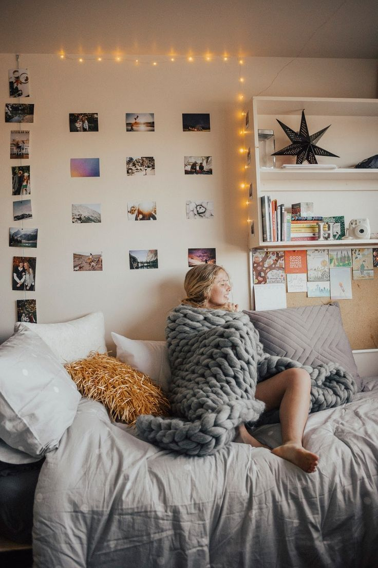 Das ist Zuhause. hallie kathryn, seattle, idaho, mode, lifestyle, soul food, blo ... #cutedormrooms