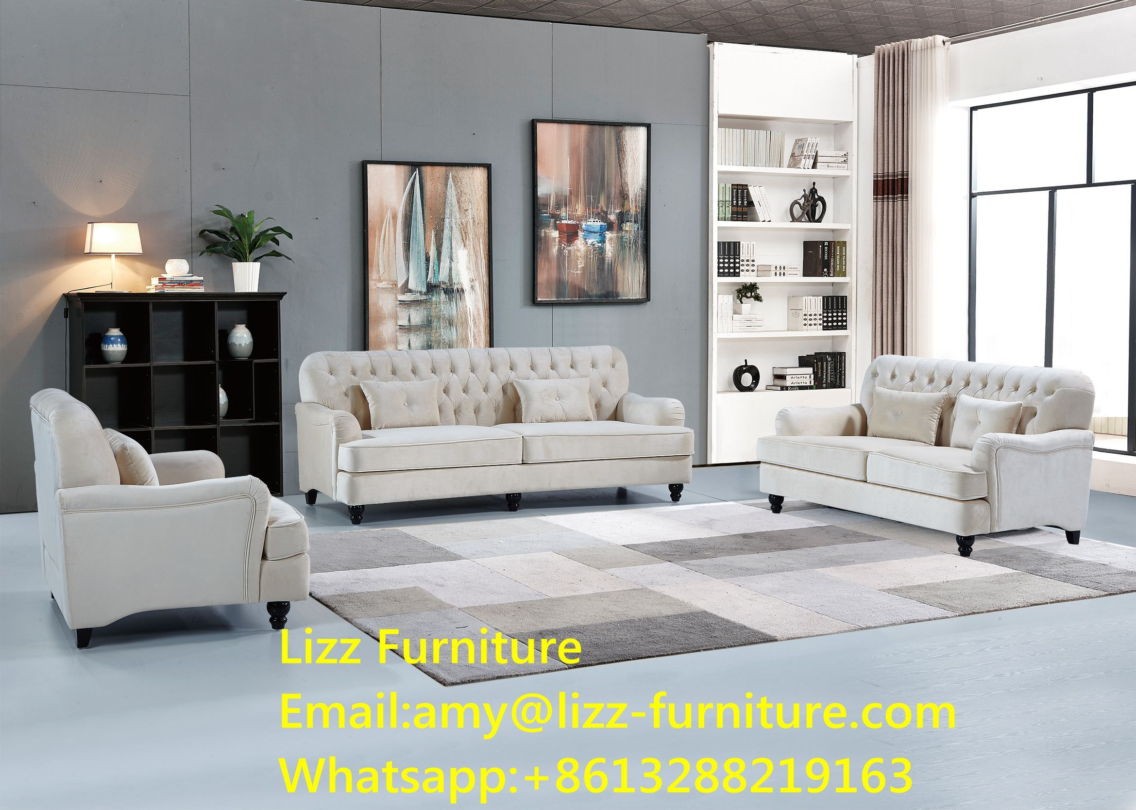 A Fresh Take On The Traditional Chesterfield Design The Lz810