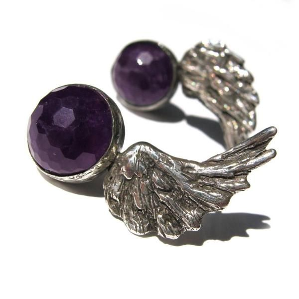 toosis Angel Wings Earrings