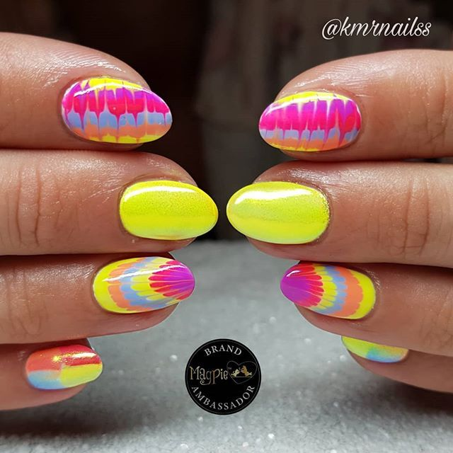 [New] The 10 Best Nail Ideas Today (with Pictures) -  Neon Tie Dye  using everything @magpie_beauty  inspo from @sophrainbownails  . . . @magpie_beauty #magpieglitter #nails #magpielove #magpiebeauty #magpiegelcolour #everythingmagpie #tiedye #neon #naildesign #gelnails @scratchmagazine #ShowScratch #chrome #nails2inspire #nailsofinstagram #nailsonfleek #nails #manicure #nailsoftheday #potd #art #gelmanicure #nailsalon #nailtech #scratchmagazine #nailaddict #naturalnails #gelnails #nailedit #nai