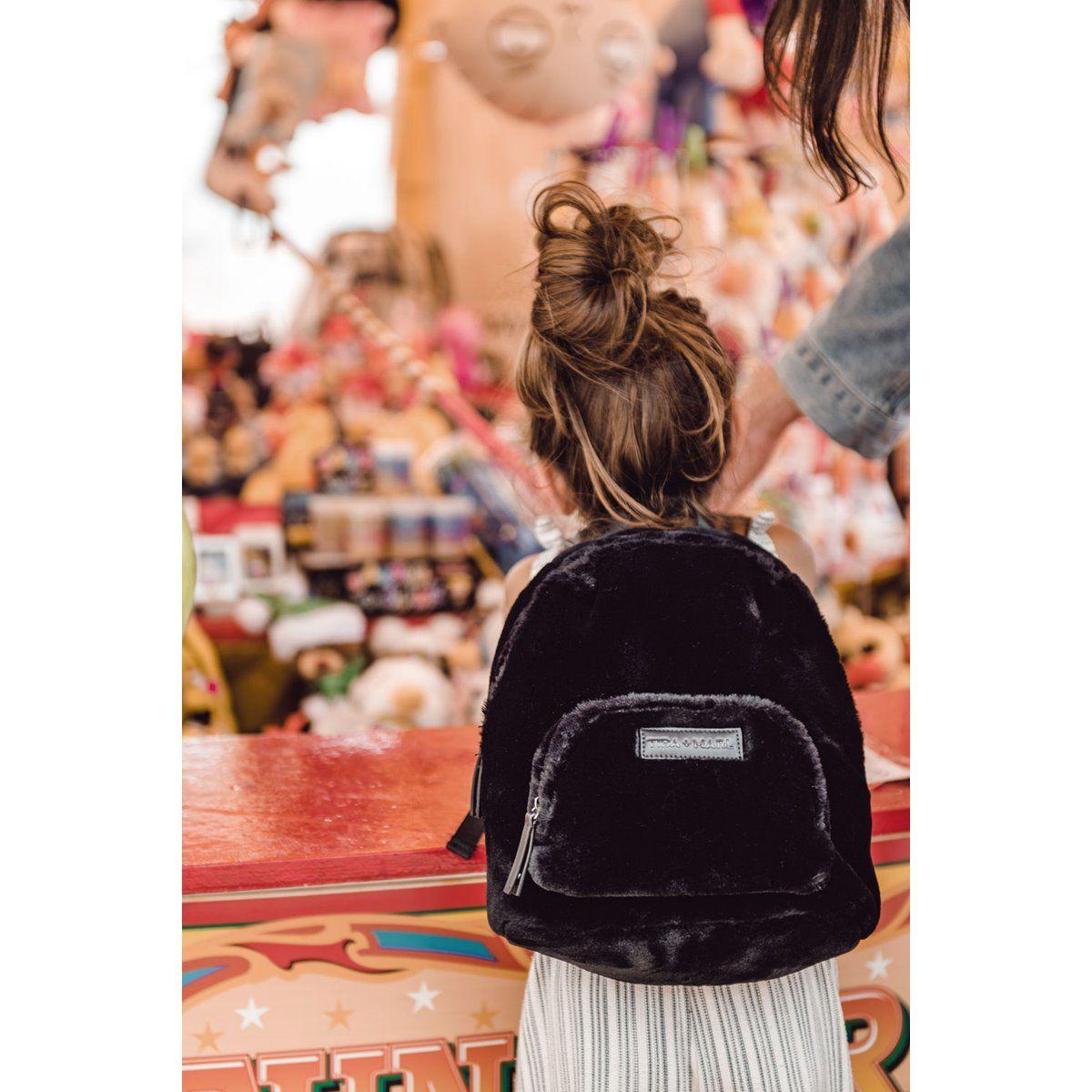 135cfb0a57 Tiba + Marl Mini Elwood Kids Backpack - Fur