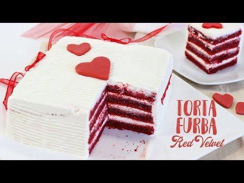 TORTA FURBA RED VELVET ricetta facile - Red Velvet Cake Speciale per ...