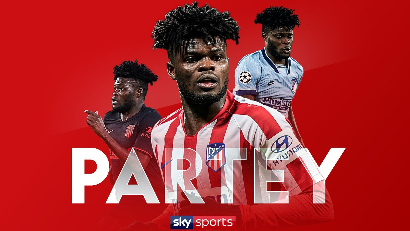 Thomas Partey is reportedly open to a move to Arsenal this summer, and it is clear to see why he is a player in… #esp… in 2020   Midfielder, Atlético madrid, Premier league