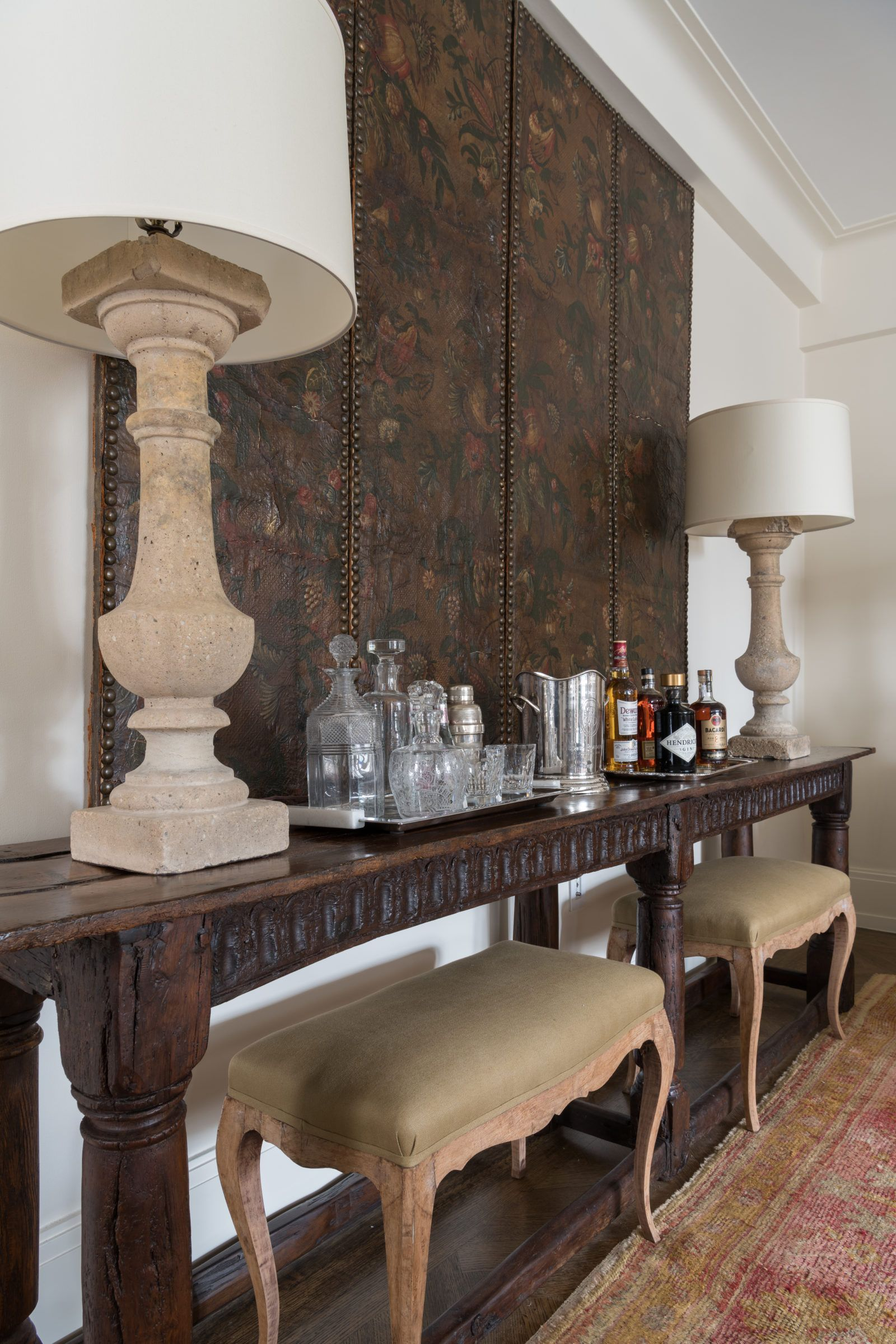 Houston Coupleu0027s Central Park Apartment Transformed Into a Stunner With  Only H-Town Store Buys: Trucking Texas to New York For a Remarkable Six  Week ...